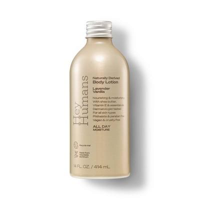 Hey Humans Body Lotion Lavender Vanilla - 14 fl oz