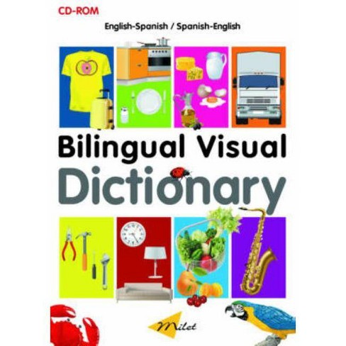 Bilingual Visual Dictionary CD-ROM (English-Spanish) - (Milet Multimedia) (Cd_rom) - image 1 of 1