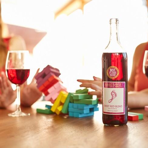 Barefoot® Sweet Red Blend - 750mL Bottle