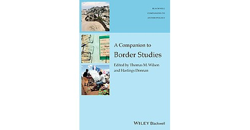 Companion to Border Studies (Reprint) (Paperback) - image 1 of 1