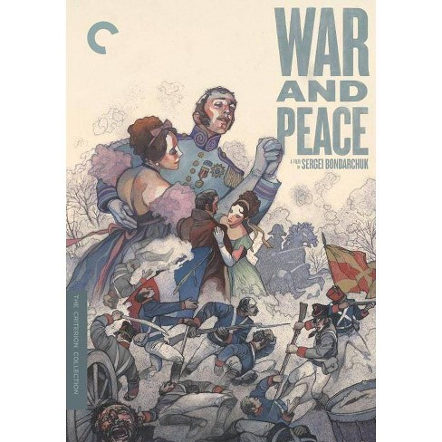 War And Peace (DVD) - image 1 of 1