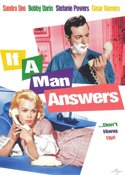 If a man answers (DVD) - image 1 of 1