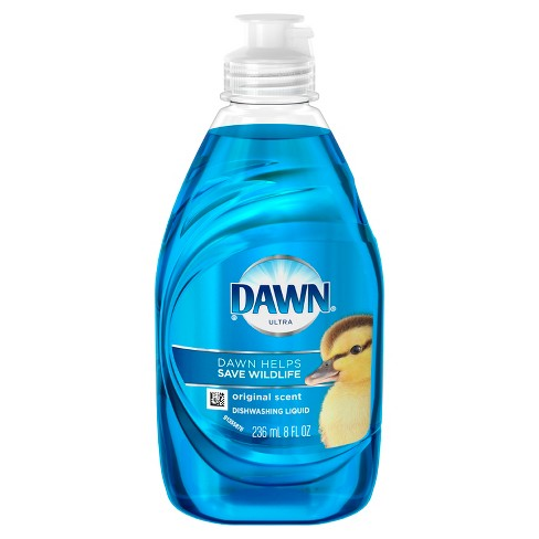 Dawn Ultra Original Scented Dishwashing Liquid - 8 fl oz - image 1 of 5