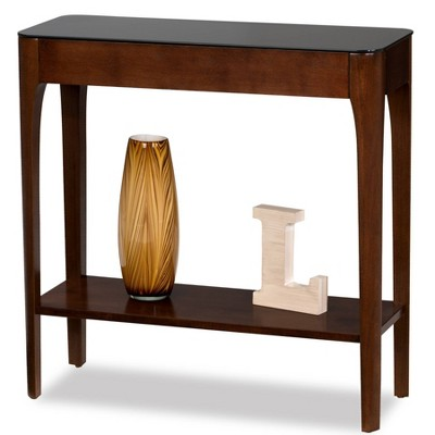 Obsidian Hall Stand - Chestnut - Leick Home