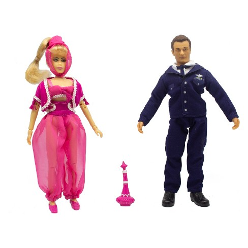 Mego I Dream of Jeannie Action Figure - Jeannie & Tony - image 1 of 4