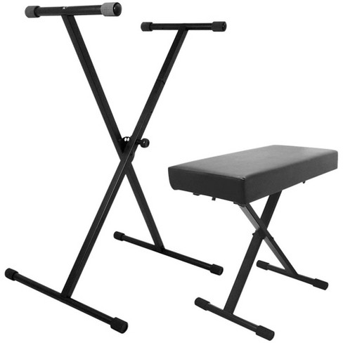 On-Stage KPK6500 Keyboard Stand and Bench Pack - image 1 of 1