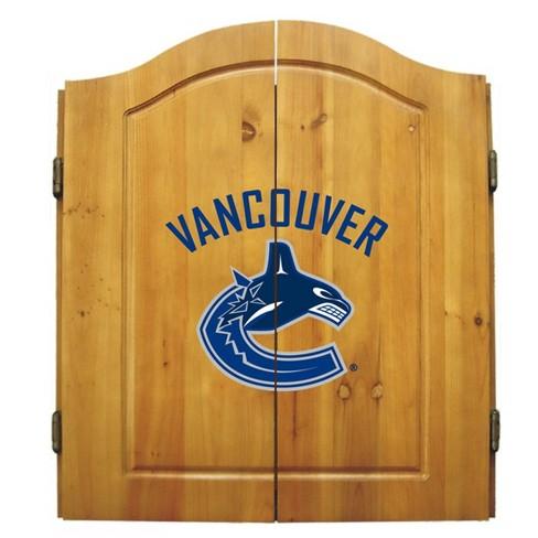 NHL Vancouver Canucks Dart Cabinet - image 1 of 2
