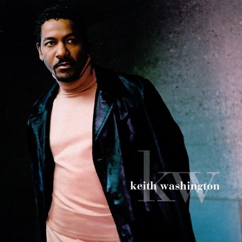 Keith Washington - Kw (CD) - image 1 of 4