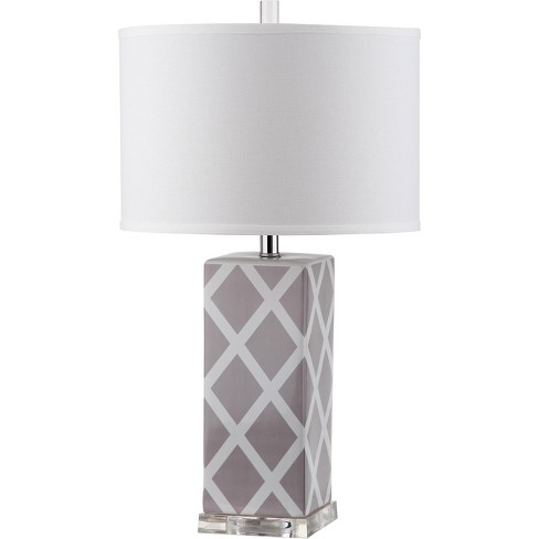 Garden Lattice Table Lamp - Safavieh® - image 1 of 2