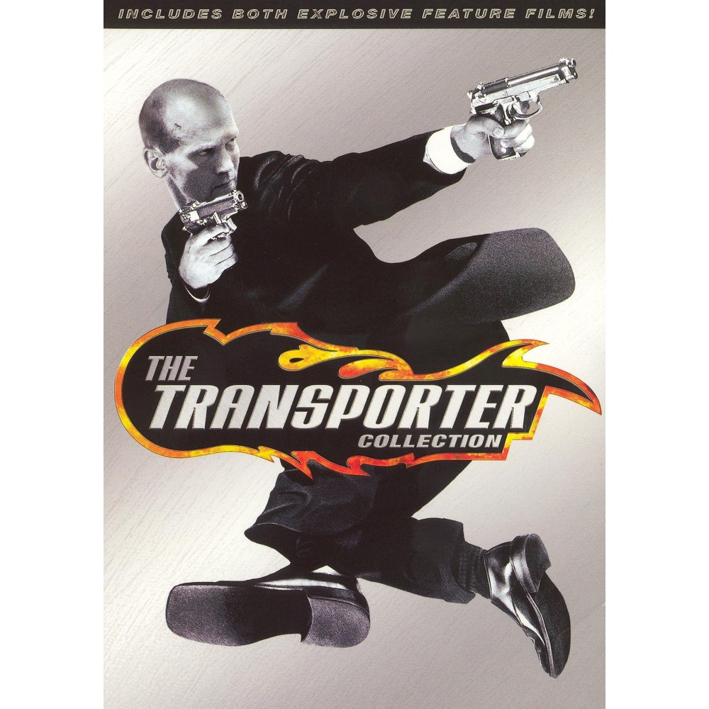 The Transporter Collection (S) (Widescreen)