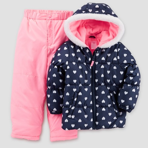 938c30dfe132 Baby Outerwear Top And Bottom Set - Just One You® Made By Carter s ...