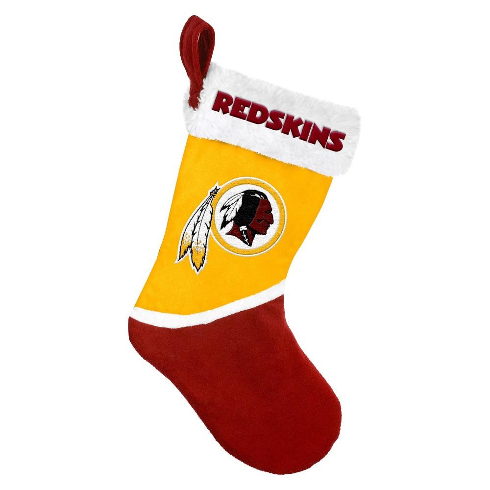 NFL Washington Redskins Holiday Stocking