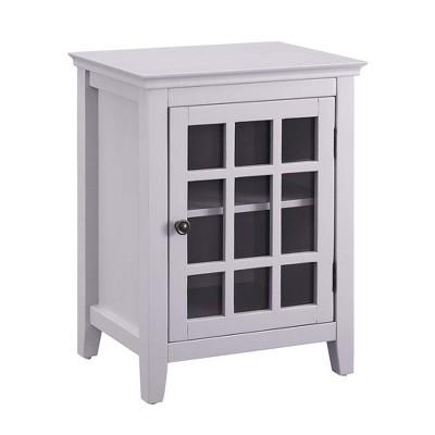 Linon Decorative Storage Cabinets