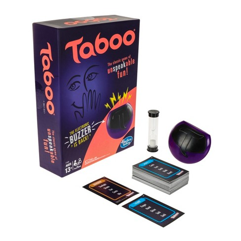 Taboo Game - image 1 of 4