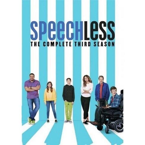 Speechless: Season Three (DVD) - image 1 of 1