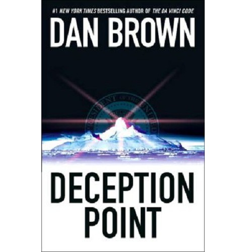 Deception Point (Paperback) by Dan Brown - image 1 of 1