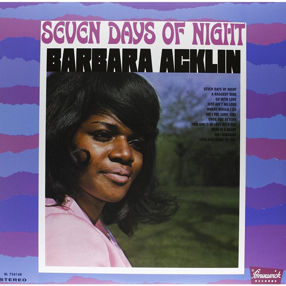 Barbara Acklin - Seven Days Of Night (Vinyl)