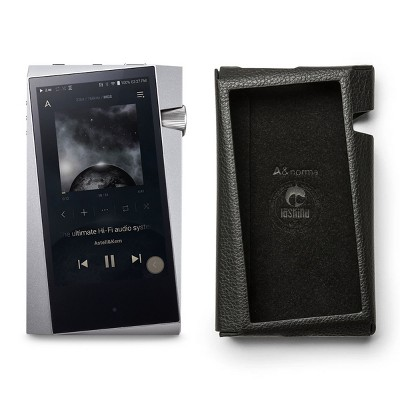 Astell & Kern SR25 Portable Music Player (Moon Silver) with Protective Case