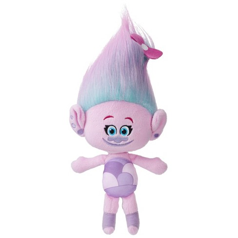 DreamWorks Trolls Satin Hug 'N Plush Doll - image 1 of 2