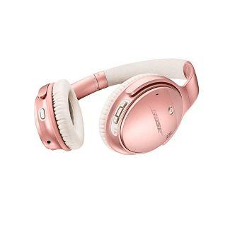 Bose Quiet Comfort II Wireless Over-Ear Headphones - Rose Gold