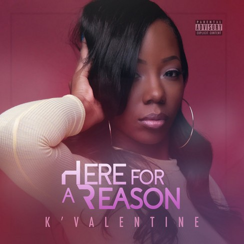 K'valentine - Here For A Reason (Vinyl) - image 1 of 1
