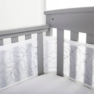 BreathableBaby Embroidered Collection Liner Feathered Friends
