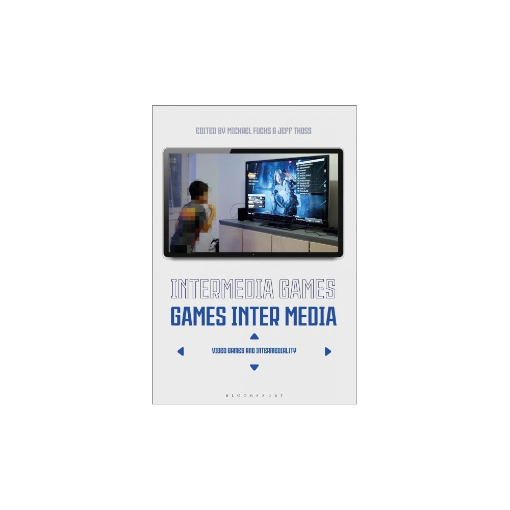 Intermedia Games-Games Inter Media : Video Games and Intermediality - (Hardcover) This volume consists of 12 essays that examine the place of video games in intermedial networks and the nature of the relationships between video games and other media. They consider how and why video games incorporate other media, such as film, photography, print literature, and comics in Call of Duty, Battlefield, Elegy for a Dead World, Comix Zone, Framed, and other games; how other media have used and transformed elements of digital games, such as let's plays, streams, e-sports broadcasts, and machinima, The Sims and Chloé Delaume's Corpus Simsi, video game adaptations of Edgar Allan Poe's short stories, and video game art; and video games' role in transmedia franchises, including Star Trek, Legos, and Second Life's Gorean role-playing games. Contributors work in media studies, game and film studies, English, and other fields in Europe, North America, and China. Annotation ©2019 Ringgold, Inc., Portland, OR (protoview.com)