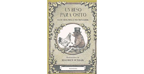 Un beso para Osito/ A Kiss For Little Bear (Hardcover) (Else Holmelund Minarik) - image 1 of 1