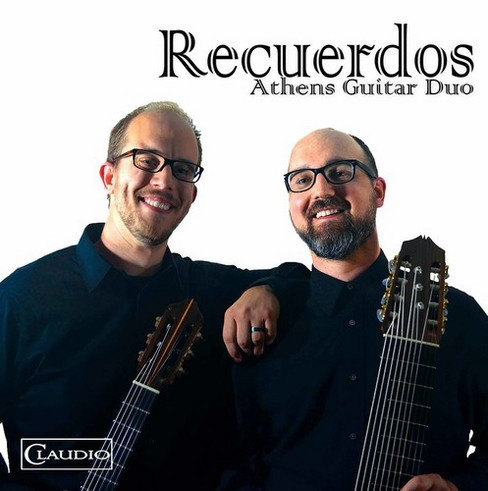 Athens Guitar Duo - Recuerdos (CD) - image 1 of 1