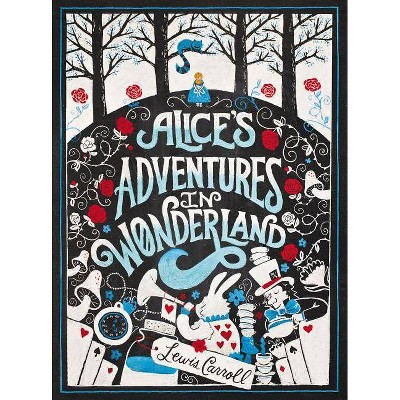 Alice's Adventures in Wonderland - (Puffin Chalk) by  Lewis Carroll (Paperback)