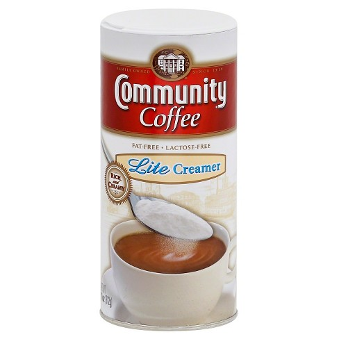 Community Coffee Lite Creamer - 11oz - image 1 of 2