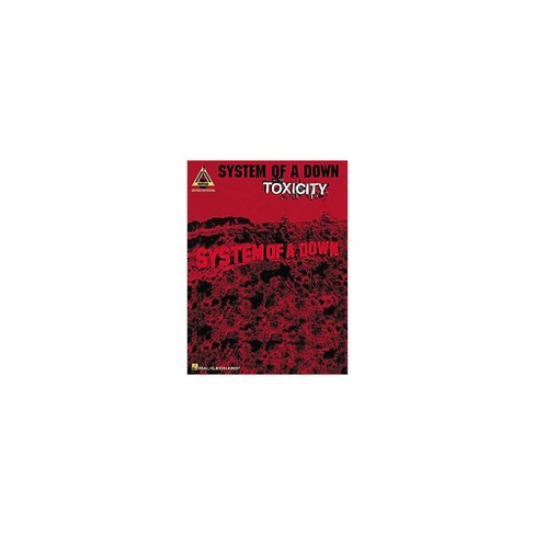 Hal Leonard System of a Down Toxicity Guitar Tab Book - image 1 of 2