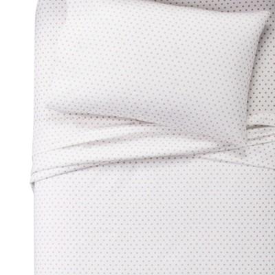 Metallic Dots 100% Cotton Sheet Set (Twin)- Pillowfort™