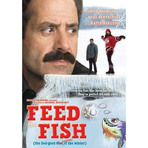 Feed The Fish (DVD) - image 1 of 1