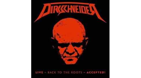 Dirkschneider - Live Back To The Roots Accepted (Vinyl) - image 1 of 1