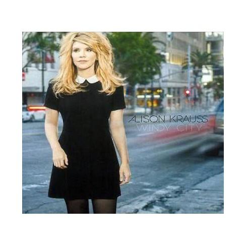 Alison Krauss - Windy City (CD) - image 1 of 1