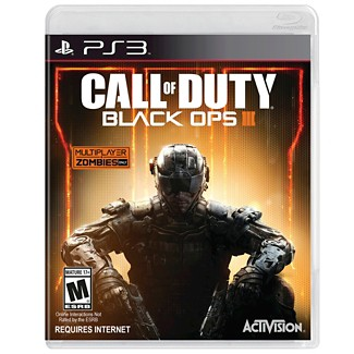 Call of Duty: Black Ops III PlayStation 3