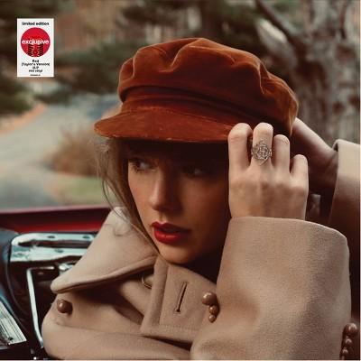 Taylor Swift - Red (Taylor's Version) (Target Exclusive, Vinyl) (4 LP)