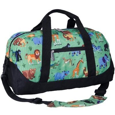 Wildkin Wild Animals Overnighter Duffel Bag