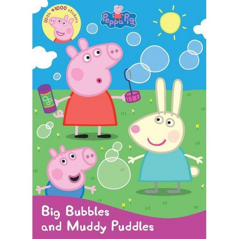 Big Bubbles and Muddy Puddles (Paperback) - image 1 of 1