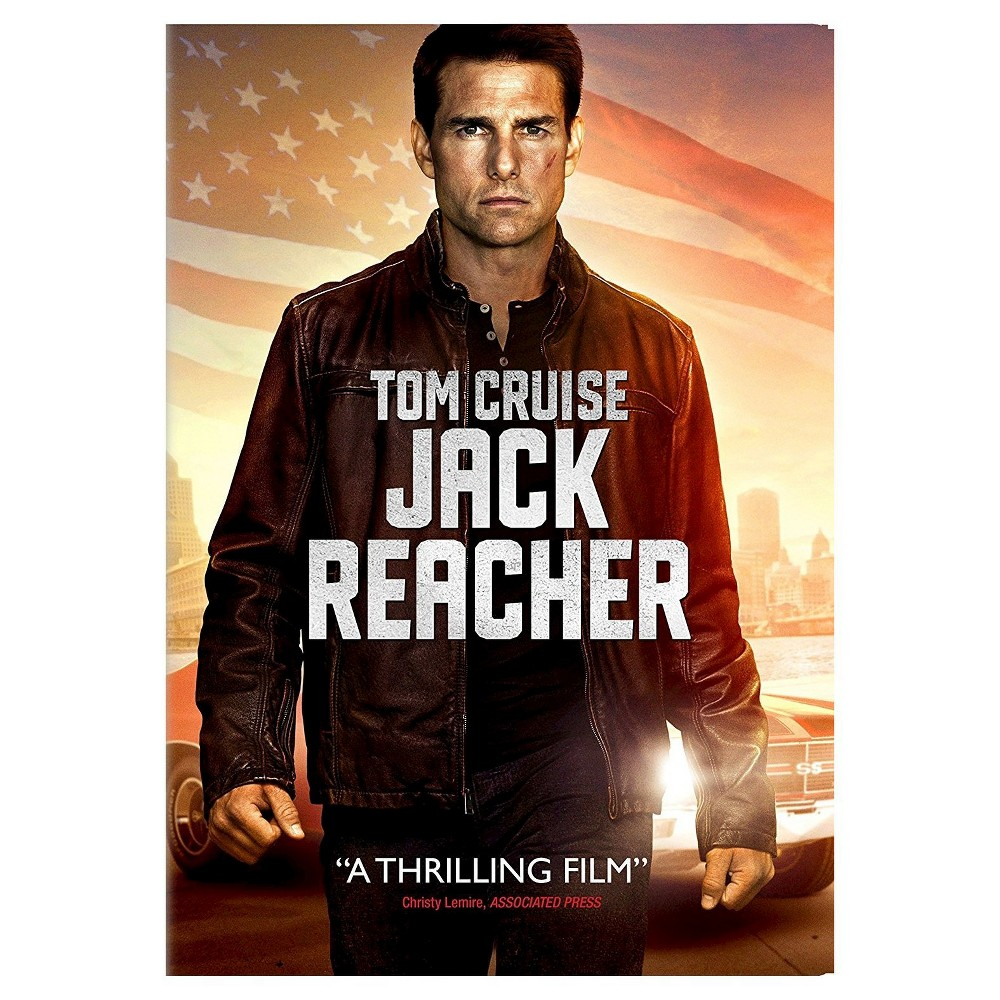Jack Reacher (Blu-ray), Movies