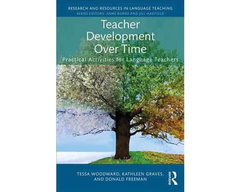 Teacher Development Over Time : Practical Activities for Language Teachers -  (Paperback) - image 1 of 1