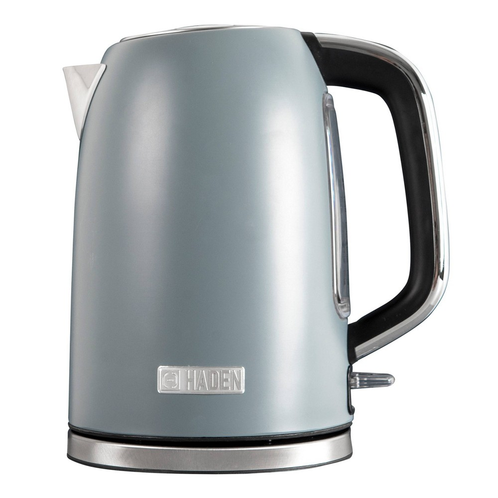 Image of Haden Perth 1.7L Stainless Steel Electric Kettle - Gray