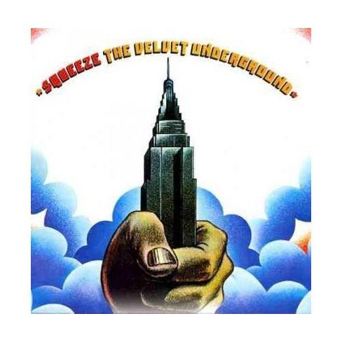 Velvet Underground - Squeeze (CD) - image 1 of 1