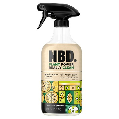 NBD Yuzu & Orange Flower Multi Purpose Cleaner - 22 fl oz