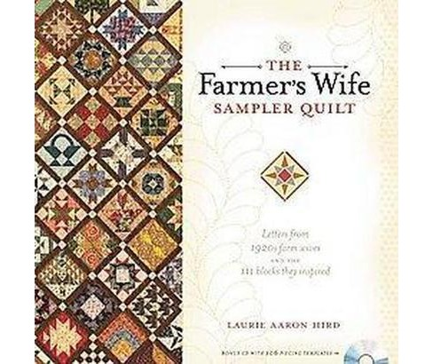 Farmer's Wife Sampler Quilt : Letters From 1920s Farm Wives and the 111 Blocks They Inspired (Paperback) - image 1 of 1