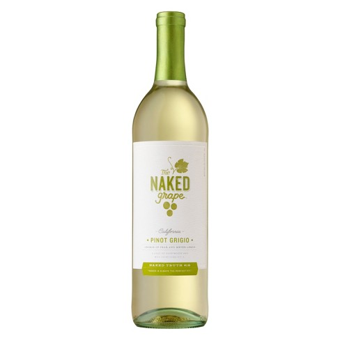 The Naked Grape Pinot Grigio - 750ml Bottle - image 1 of 2
