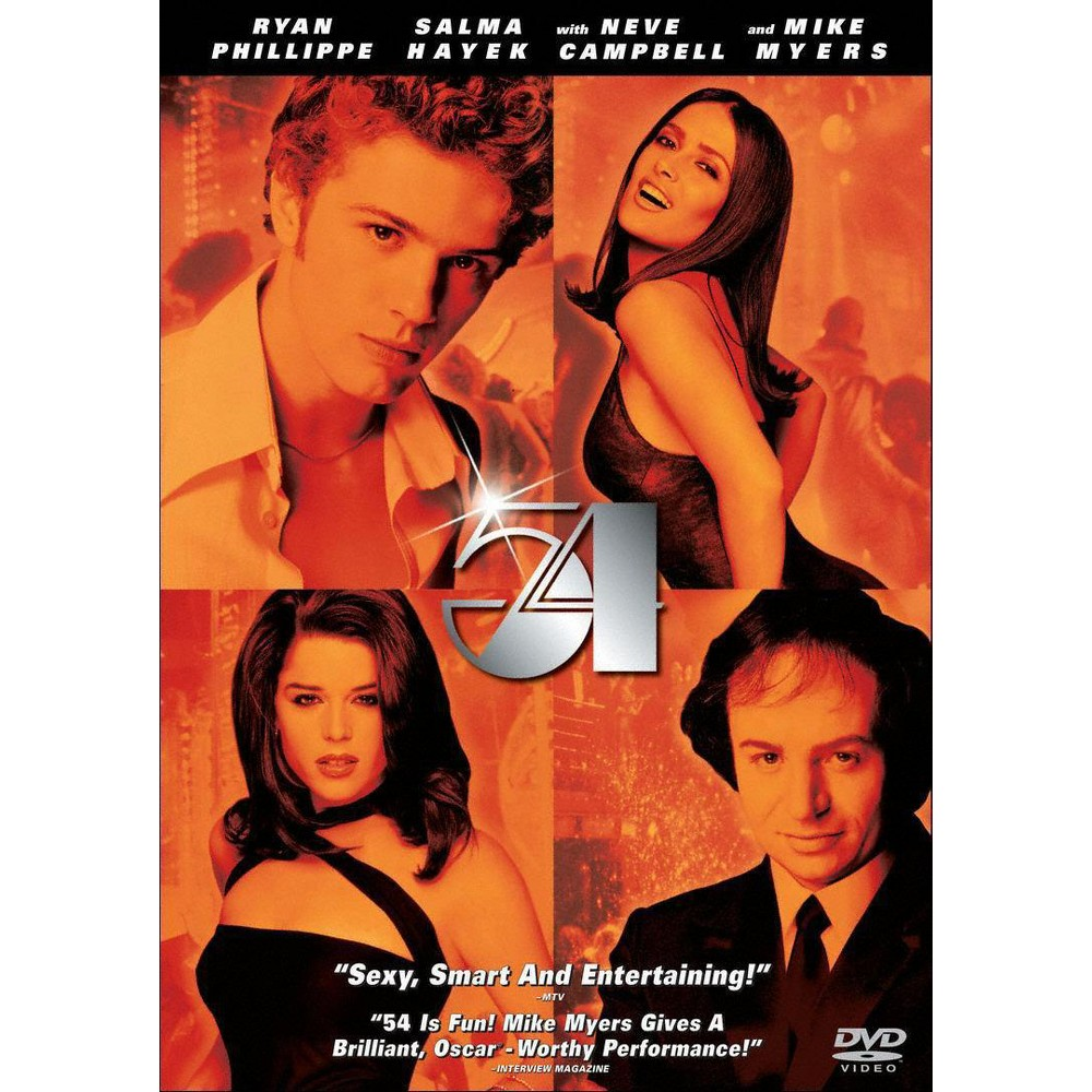 54 (Dvd), Movies