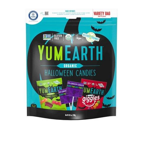 Yum Earth Halloween Organic Variety Bag - 19.4oz - image 1 of 2