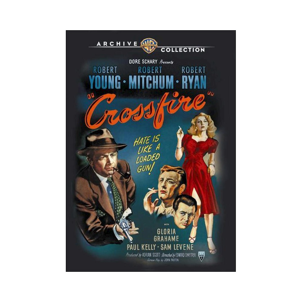 Crossfire (Dvd), Movies